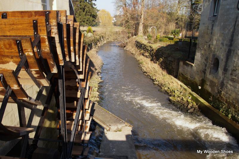 Jeker water mill