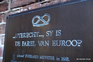 'Utrecht - she is the pearl of Europe'