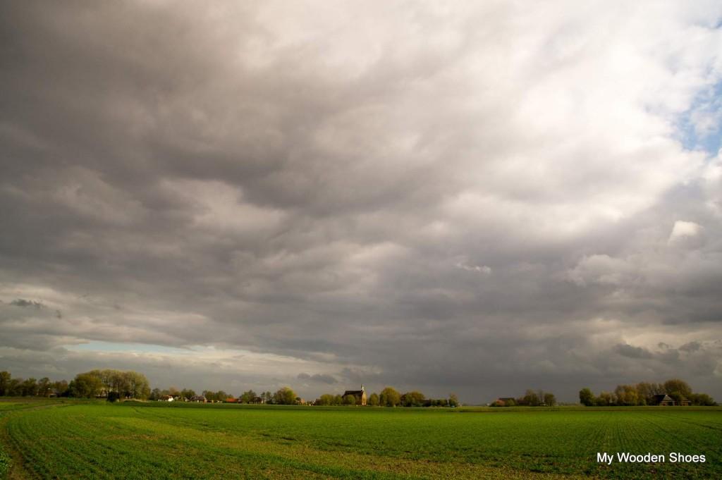 Hiking North Groningen – Hooge Land